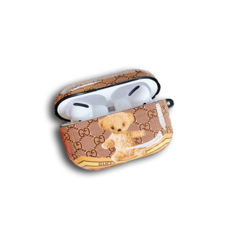 Gucci Bear Airpods Cases Gucci Airpod Case Protective Case Wireless