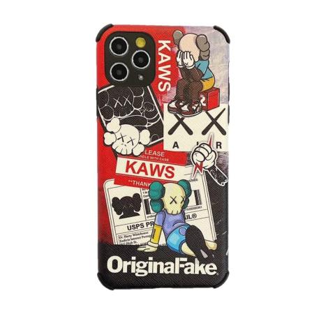 Kaws Iphone 11 Pro Case Kaws Originalfake Iphone Cases
