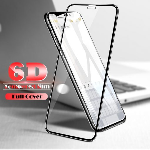 6D Full Cover Tempered Glass Film For IPhone 11 PRO