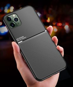 fashion Case For Iphone 11 Pro XR Max Anti Fall Silicone phone Cover For Iphone X XR Xs Max SE 6 6S 7 8 Plus Frosted Stripe case