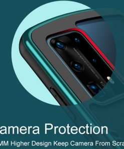 Shockproof Airbag Bumper For Huawei P40 Pro Plus Case